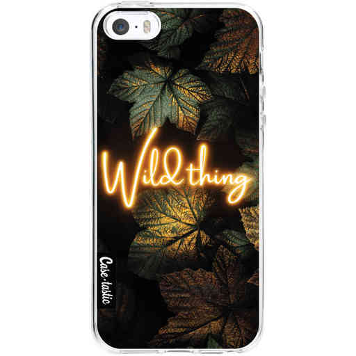 Casetastic Softcover Apple iPhone 5 / 5s / SE - Wild Thing
