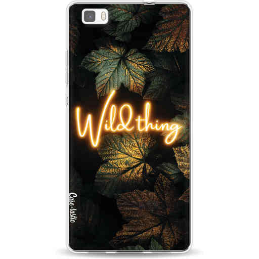 Casetastic Softcover Huawei P8 Lite - Wild Thing