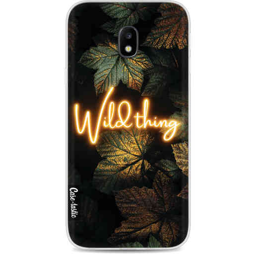 Casetastic Softcover Samsung Galaxy J3 (2017)  - Wild Thing