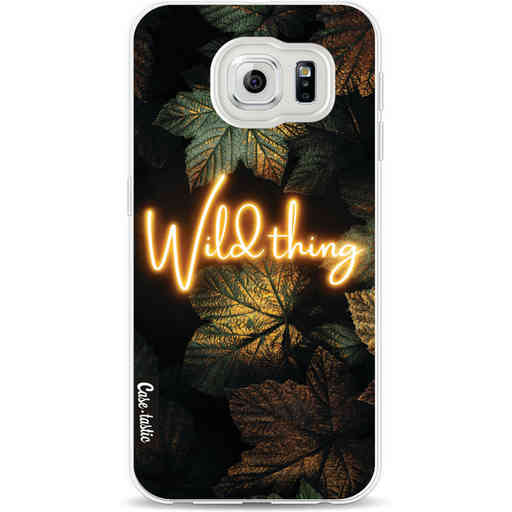 Casetastic Softcover Samsung Galaxy S6 - Wild Thing