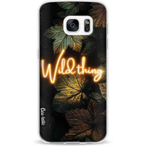 Casetastic Softcover Samsung Galaxy S7 - Wild Thing