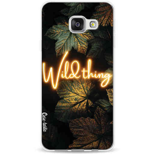 Casetastic Softcover Samsung Galaxy A3 (2016) - Wild Thing