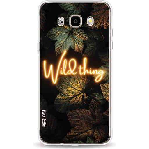 Casetastic Softcover Samsung Galaxy J5 (2016) - Wild Thing
