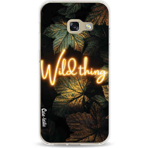 Casetastic Softcover Samsung Galaxy A3 (2017)  - Wild Thing