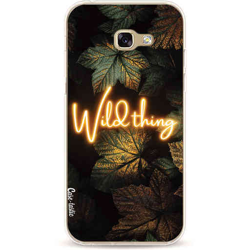 Casetastic Softcover Samsung Galaxy A5 (2017) - Wild Thing