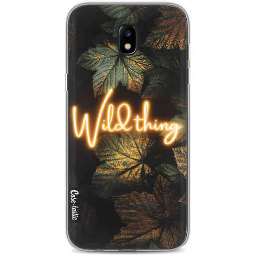Casetastic Softcover Samsung Galaxy J5 (2017) - Wild Thing