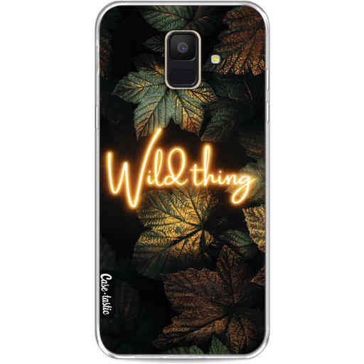 Casetastic Softcover Samsung Galaxy A6 (2018) - Wild Thing
