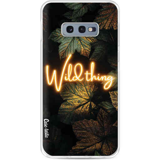 Casetastic Softcover Samsung Galaxy S10e - Wild Thing