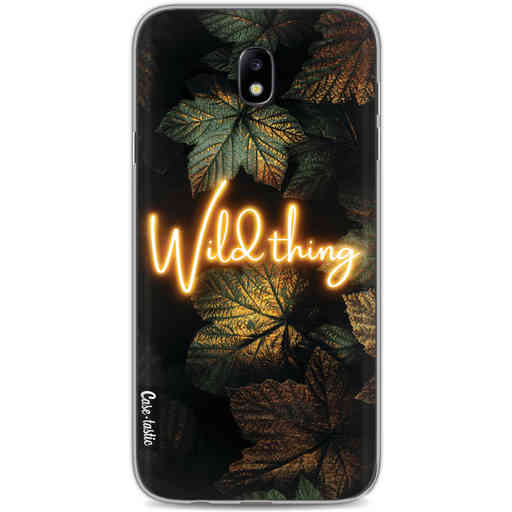 Casetastic Softcover Samsung Galaxy J7 (2017) - Wild Thing
