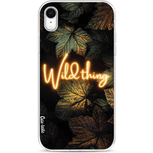 Casetastic Softcover Apple iPhone XR - Wild Thing