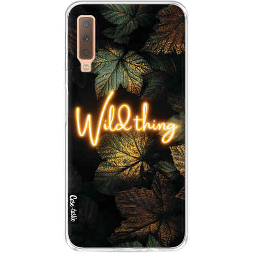 Casetastic Softcover Samsung Galaxy A7 (2018) - Wild Thing