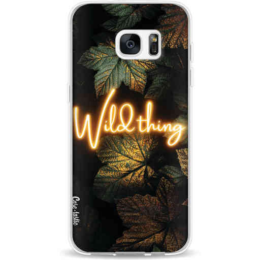 Casetastic Softcover Samsung Galaxy S7 Edge - Wild Thing