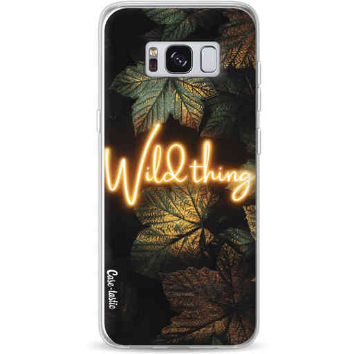 Casetastic Softcover Samsung Galaxy S8 - Wild Thing