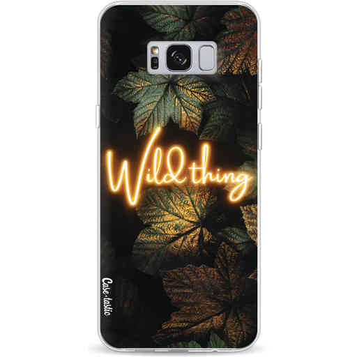 Casetastic Softcover Samsung Galaxy S8 Plus - Wild Thing