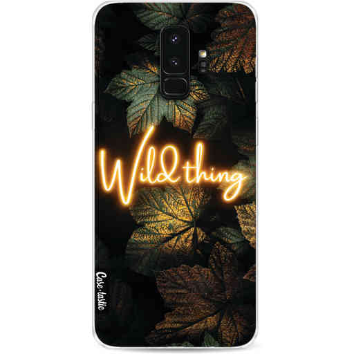 Casetastic Softcover Samsung Galaxy S9 Plus - Wild Thing