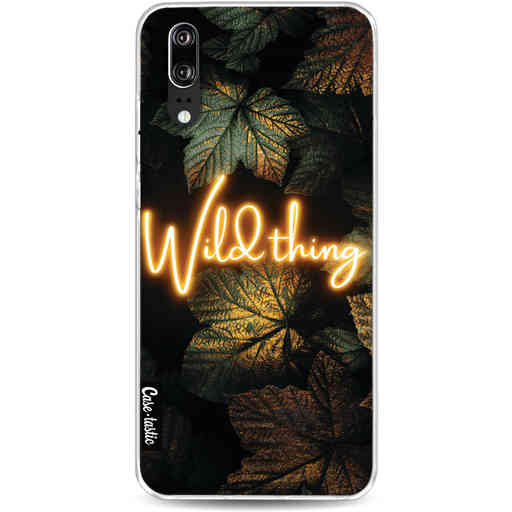 Casetastic Softcover Huawei P20 - Wild Thing