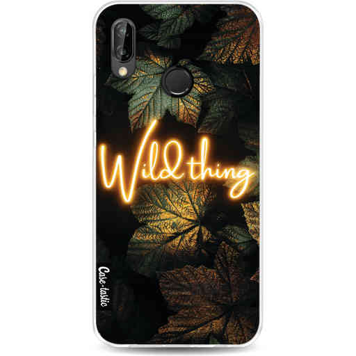 Casetastic Softcover Huawei P20 Lite (2018) - Wild Thing