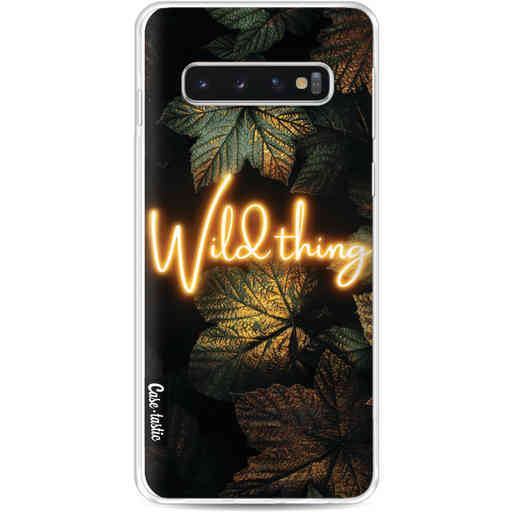 Casetastic Softcover Samsung Galaxy S10 - Wild Thing