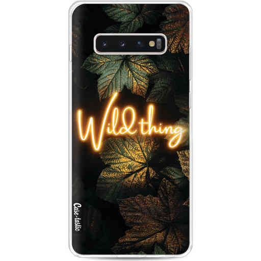 Casetastic Softcover Samsung Galaxy S10 Plus - Wild Thing