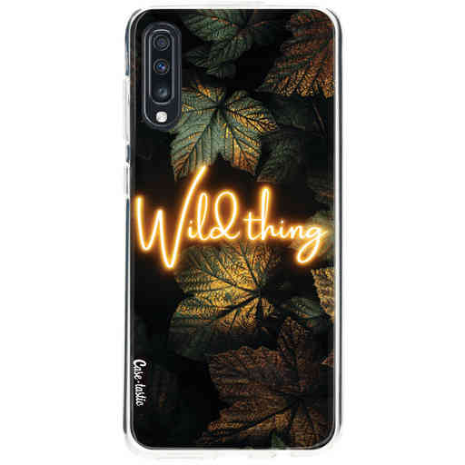 Casetastic Softcover Samsung Galaxy A70 - Wild Thing