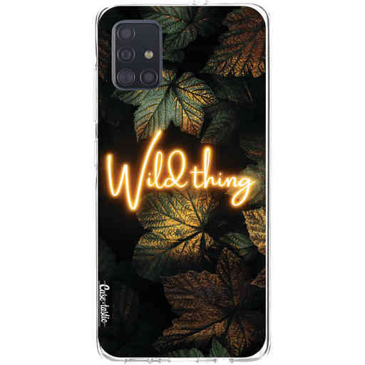 Casetastic Softcover Samsung Galaxy A51 (2020) - Wild Thing