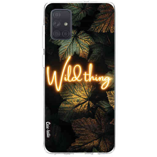 Casetastic Softcover Samsung Galaxy A71 (2020) - Wild Thing