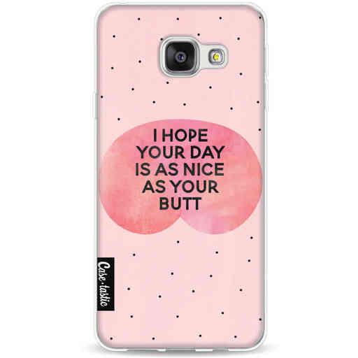 Casetastic Softcover Samsung Galaxy A3 (2016) - Nice Butt