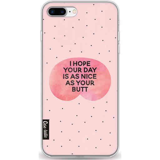 Casetastic Softcover Apple iPhone 7 Plus / 8 Plus - Nice Butt