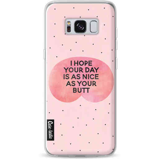 Casetastic Softcover Samsung Galaxy S8 - Nice Butt