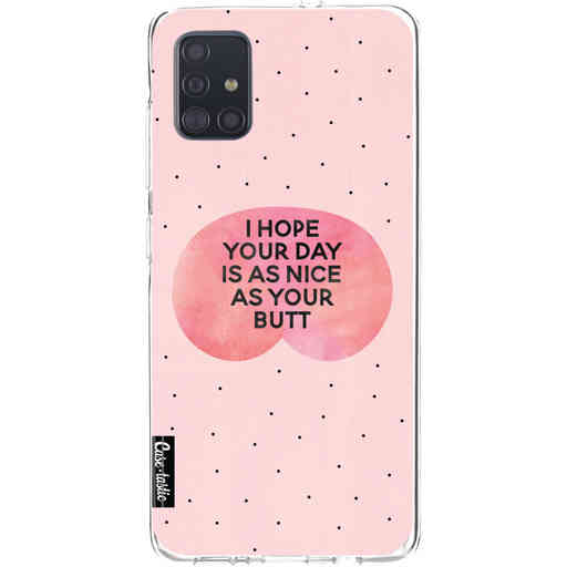 Casetastic Softcover Samsung Galaxy A51 (2020) - Nice Butt