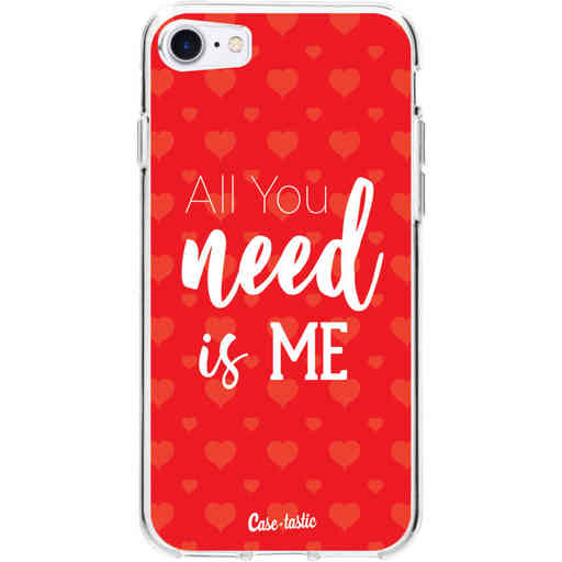 Casetastic Softcover Apple iPhone 7 / 8 - All you need is me