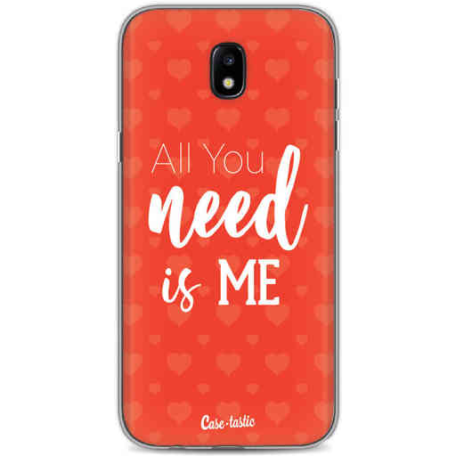 Casetastic Softcover Samsung Galaxy J5 (2017) - All you need is me