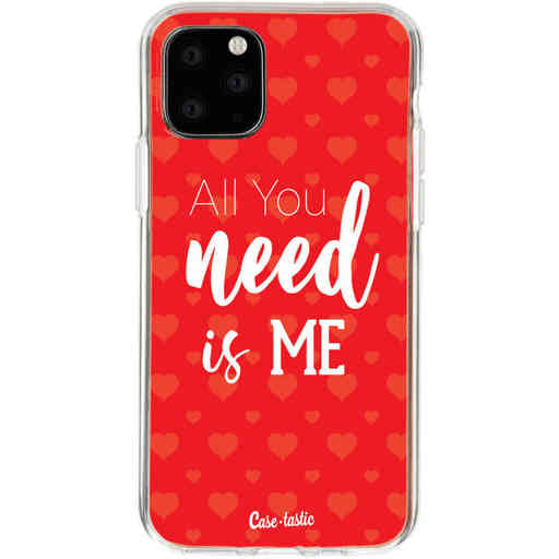 Casetastic Softcover Apple iPhone 11 Pro - All you need is me