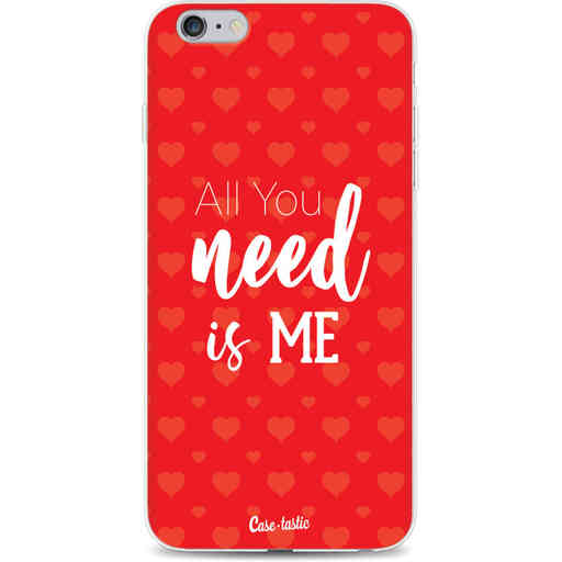 Casetastic Softcover Apple iPhone 6 Plus / 6s Plus - All you need is me