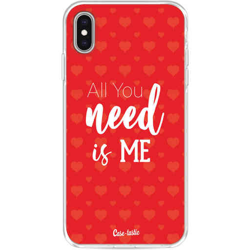 Casetastic Softcover Apple iPhone XS Max - All you need is me