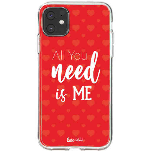 Casetastic Softcover Apple iPhone 11 - All you need is me