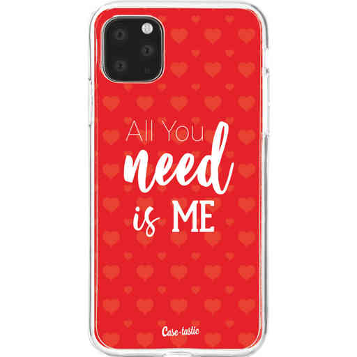 Casetastic Softcover Apple iPhone 11 Pro Max - All you need is me