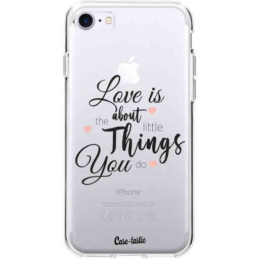 Casetastic Softcover Apple iPhone 7 / 8 - Love is about