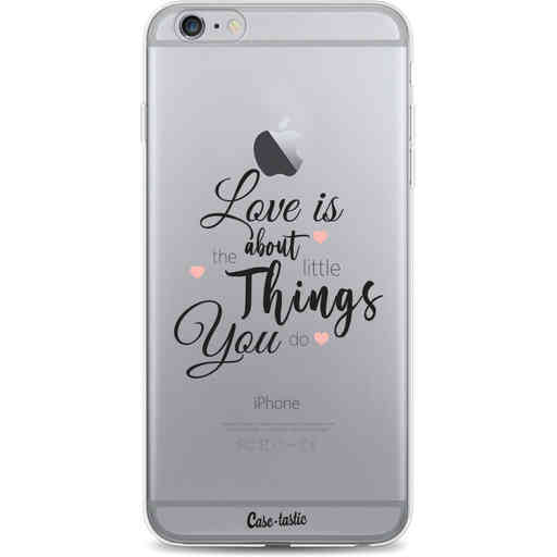 Casetastic Softcover Apple iPhone 6 Plus / 6s Plus - Love is about