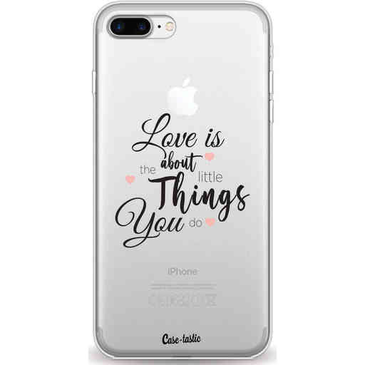 Casetastic Softcover Apple iPhone 7 Plus / 8 Plus - Love is about
