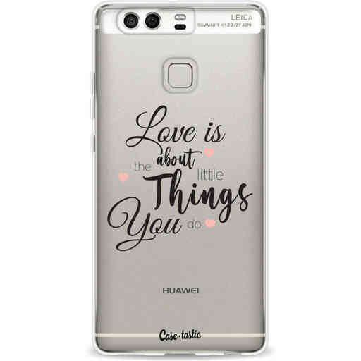 Casetastic Softcover Huawei P9 - Love is about