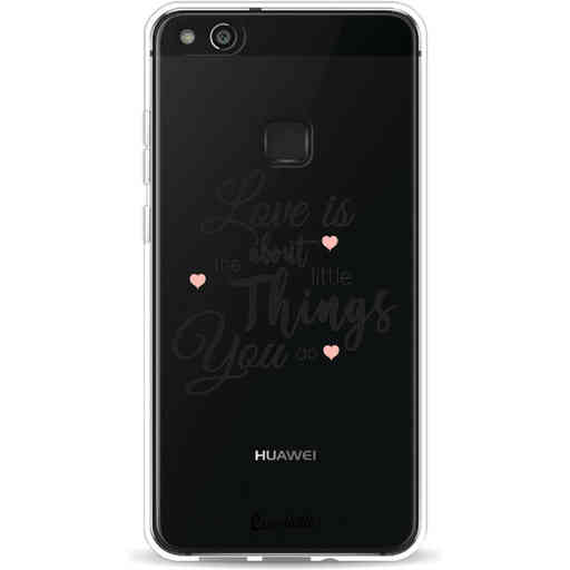 Casetastic Softcover Huawei P10 Lite - Love is about