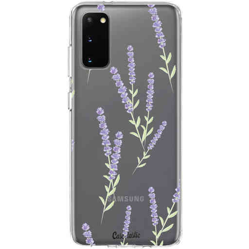 Casetastic Softcover Samsung Galaxy S20 - Wonders of Lavender