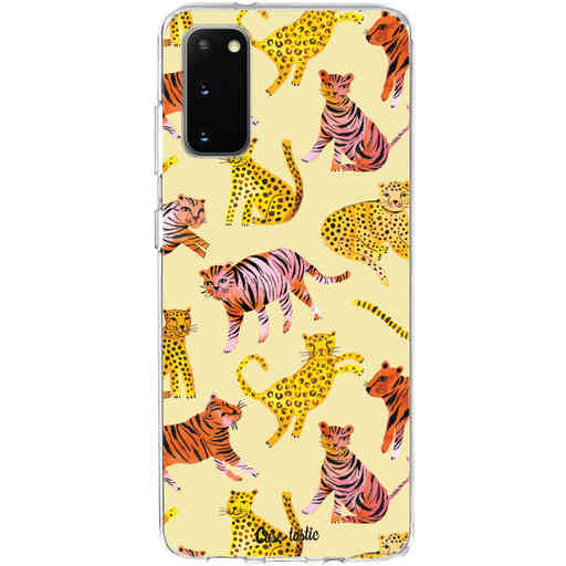 Casetastic Softcover Samsung Galaxy S20 - Wild Cats