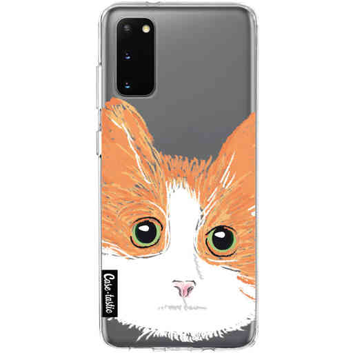 Casetastic Softcover Samsung Galaxy S20 - Little Cat