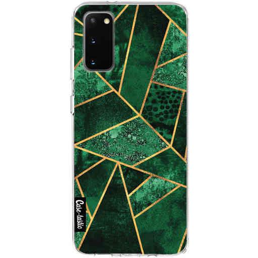 Casetastic Softcover Samsung Galaxy S20 - Deep Emerald