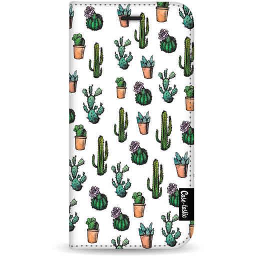 Casetastic Wallet Case White Samsung Galaxy S20 - Cactus Dream