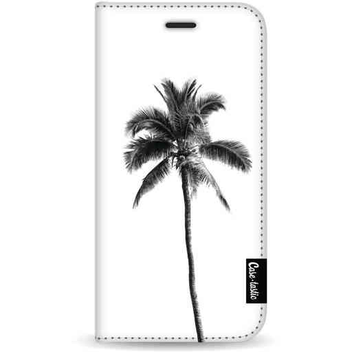 Casetastic Wallet Case White Samsung Galaxy S20 - Palm Tree Transparent