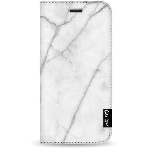 Casetastic Wallet Case White Samsung Galaxy S20 - White Marble