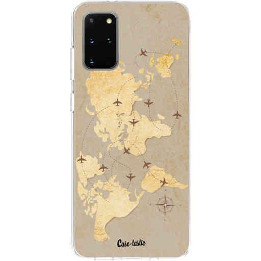 Casetastic Softcover Samsung Galaxy S20 Plus - World Traveler
